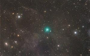 یک دنبالهدار ۵ برابر سیاره مشتری اردیبهشت در کنار زمین