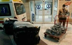 ۱۰ هزار شیلد بیمارستانی توسط خیران در مراکز درمانی توزیع شد
