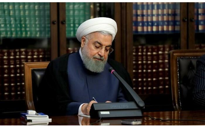 دستورات روحانی به وزیران تعاون و راه