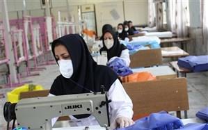 تولید 25 هزار ملزومات بهداشتی در 4 هنرستان استان خراسان جنوبی