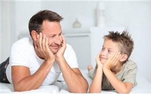 پدران در روزهای کرونایی با فرزندان وقت بگذرانند