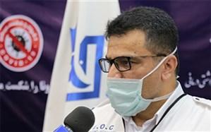 بهبودی ۱۰۲ بیمار مبتلا به کرونا در استان بوشهر