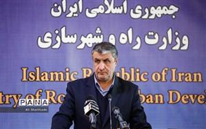 افتتاح باند رفت قطعه٢ آزادراه تهران- شمال تا قبل از بهار ١٤٠٠