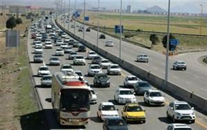 تردد بین استانی در شبانه روز گذشته ١٥ درصد افزایش یافت