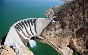 کاهش ۳۶ درصدی ورود آب به سدهای کشور
