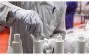تولیدکننده غیرمجاز مواد ضدعفونیکننده در قائمشهر دستگیر شد