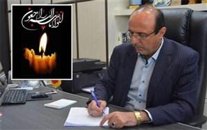 پیام تسلیت مدیرکل آموزش و پرورش استان بوشهر در پی درگذشت حاج حسن توزی
