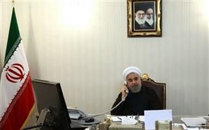 روحانی: تحریمهای آمریکا علیه ایران نقض مقررات بهداشت جهانی است