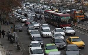 افزایش ۳۵ درصدی تردد در معابر پایتخت