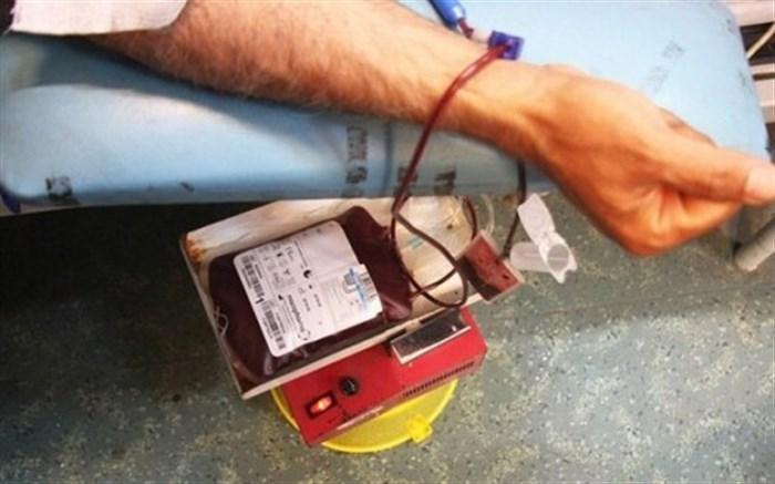 مدیرکل انتقال خون استان