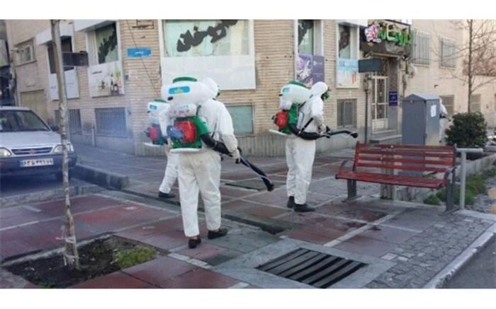 آیا ضدعفونی کردن معابر به محیط زیست آسیب میزند