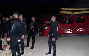 کشف جسد پدر و پسر غرق شده در رودخانه پس از ۱۶ ساعت جستجو