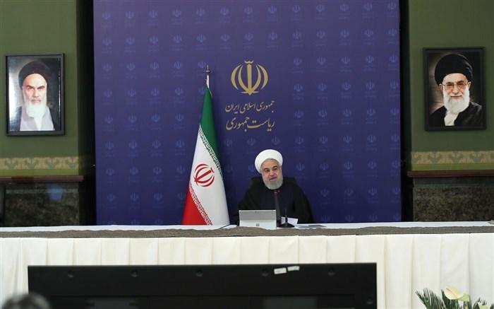 روحانی: به زودی در تولید کیتهای آزمایشگاهی کرونا خودکفا میشویم