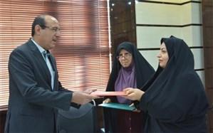 مشاور امور بانوان اداره کل آموزش و پرورش استان بوشهر منصوب شد