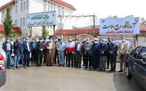 آزمایشگاه مولکولی و تشخیص ویروس شناسی در استان کهگیلویه وبویراحمد به بهره برداری رسید