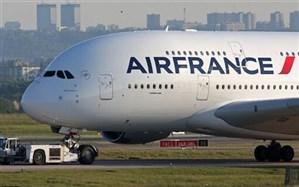 درخواست کمک شرکت هوایی ایرفرانس-کی ال ام از فرانسه و هلند