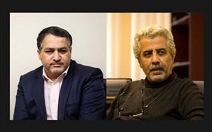 پیام تسلیت مدیرعامل بنیاد سینمایی فارابی به احمدرضا درویش