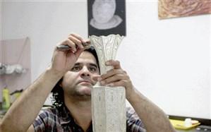 در حال حاضر 230 هنرمند در 50 کارگاه در  زمینه ملیله فعالیت می کنند