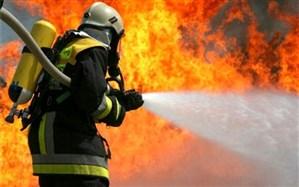 آماده باش در قیرو کارزین در مقابله با آتش سوزی های احتمالی