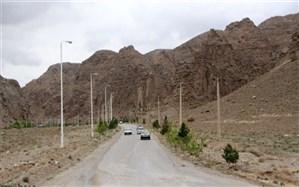 ورودی های شهر تفت و روستاهای آن باز شد