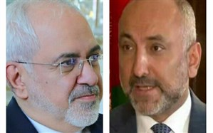 گفتوگوی تلفنی ظریف با وزیر خارجه افغانستان
