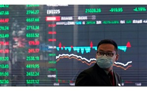 پیشبینی وضعیت قرمز بورسهای جهان در هفته جدید