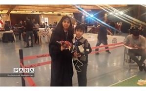 ورود دانش آموزان منطقه 19 به مسابقات جهانی رباتیک روسیه