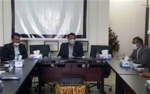 سومین جلسه کمیته برنامه ریزی نقل و انتقالات با حضور مدیر کل  آموزش و پرورش  سیستان و بلوچستان برگزار شد