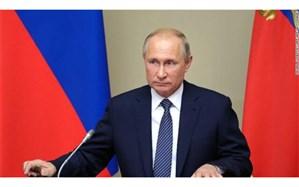پوتین: در صورت لزوم برای مبارزه با کرونا از منابع نظامی استفاده میکنیم