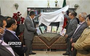 رونمایی از بسته های آموزشی یادگیری، ویژه دانش آموزان دوره ابتدایی مناطق محروم استان کرمان
