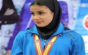 سارا بهمنیار: هدفم کسب بهترین نتیجه در المپیک است