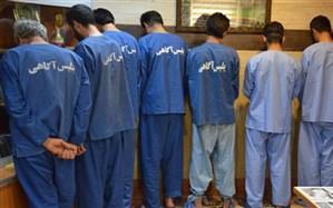 دستگیری 7 عضو باند جاعلان چک سازمانهای دولتی