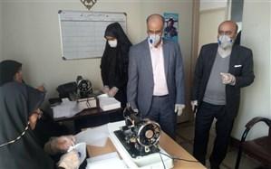 کریمی:  50 هزار ماسک با همکاری اداره کل شهر تهران و بسیج تولید شد
