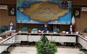 قدردانی مهدی نیکبخت از فعالیت های حوزه پرورشی منطقه 17