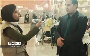 فعالیت فرهنگیان و دانش آموزان شهرستان امیدیه در بحران کروناویروس همچنان ادامه دارد