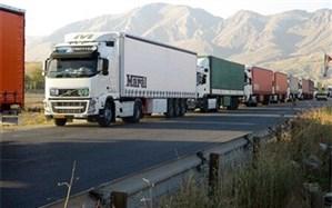 عبور روزانه ۷۰۰ تا ۸۰۰ کامیون از مرزهای ایران و عراق