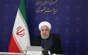 روحانی در جلسه هیات دولت: باید همزمان با بیماری و بیکاری مقابله کنیم