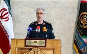 سرلشکر باقری: انتقام خون شهید فخریزاده را در زمان و مکان مناسب میگیریم