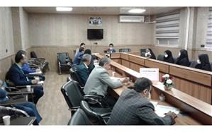 برگزاری جلسه توسعه مدیریت درآموزش و پرورش چهاردانگه