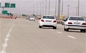 تردد بین شهری خودروها ۲.۶ درصد کاهش یافت