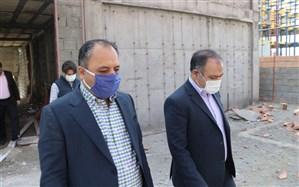 رخشانیمهر: استان تهران نمونه خوبی برای مجموعه کشور در احداث فضاهای آموزشی ایمن و استاندارد است