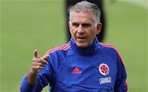 انتخابی جام جهانی؛ کلمبیا با کیروش تحقیر شد