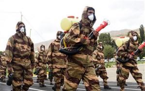 همکاری ارتش با دانشگاه برای مقابله با کرونا قابل تحسین است