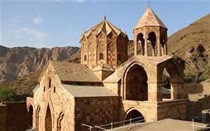 تداوم مرمت و ساماندهی کلیساهای «سنت استپانوس» و «چوپان» آذربایجان شرقی