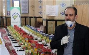 توزیع ۱۰۰۰ بسته معیشتی بین مددجویان کمیته امداد در سطح شهر تبریز