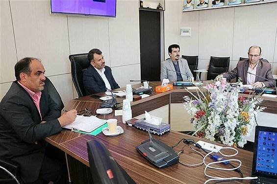 جلسه کارگروه مشورتی آموزش و پرورش قزوین