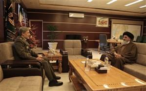 وزیر دفاع: جایگاه ارتش در اقتدار ایران اسلامی ستودنی است