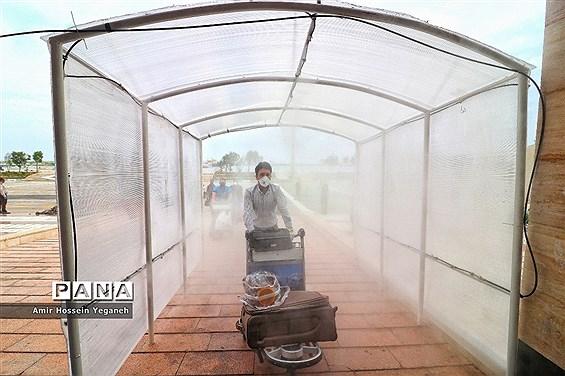 تمهیدات لازم برای بازگشت کیشوندان در بندرگاه و فرودگاه کیش