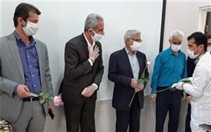 حسینی  : روند نزولی بیماران، نتیجه تصمیمات به موقع و صحیح مدیریت ستاد مبارزه با کرونا در بوشهر است