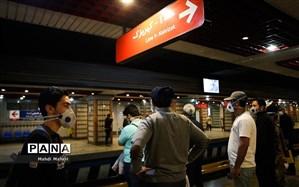 سرویسدهی در خطوط هفتگانه متروی تهران در روز قدس همانند روزهای تعطیل